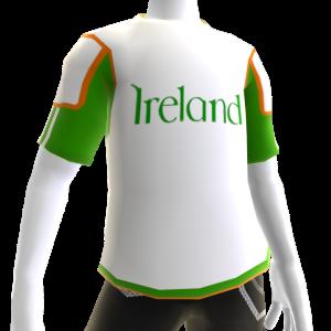 St Patricks Day IRL Soccer WHT Shirt