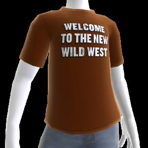 New Wild West T-Shirt
