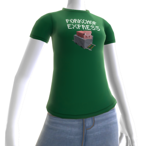 Minecraft Minecart T-Shirt