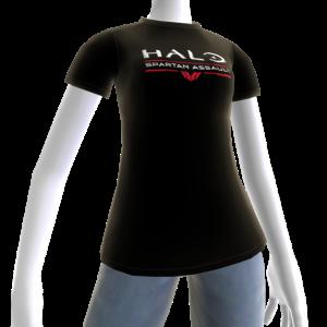Spartan Assault Logo T-Shirt