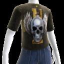 Epic Skull Outlaw 4 Shirt