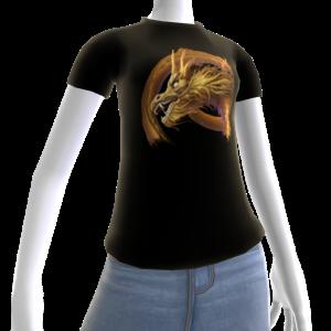 Epic Journey Gold Dragon T-shirt