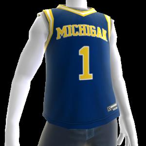 Michigan Basketball Jersey