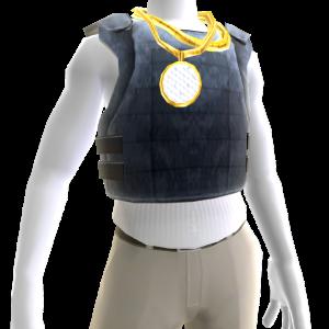 Tactical Bling Vest - SWAT Blue