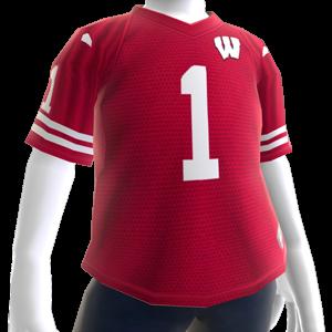 Wisconsin Football Jersey