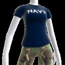 Navy アバター アイテム