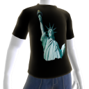 Epic Journey Statue of Liberty T-shirt