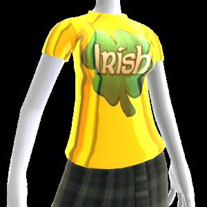 Epic St Patricks Day Gold Irish