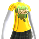 Epic St Patricks Day Gold Irish