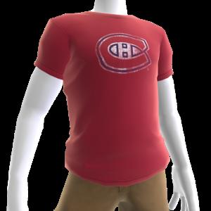 Canadiens Vintage Tee