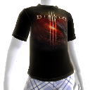 The Eye of Diablo T-Shirt