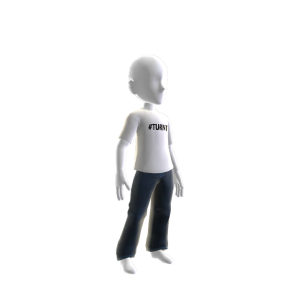 TURNT Graphic T-shirt White