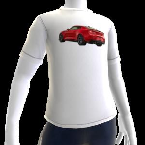 2017 Camaro ZL1 White Tee 1