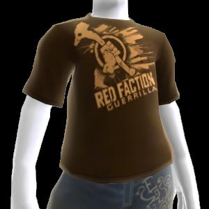赤色戰線:游擊戰隊T恤