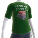 Minecraft Minecart T-Shirt - Male