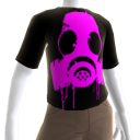 Epic Gas Mask Shirt Pink