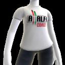 Amalfi Coast Track Tee