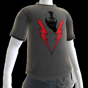 The Dark Knight Rises Bane Logo T-Shirt #2