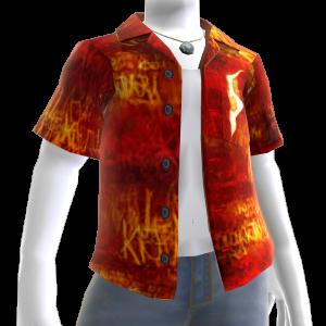 Camiseta hawaiana