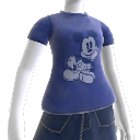 Camiseta de Mickey Mouse