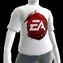 T-shirt de sang logo EA