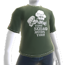 "Tshirt ""Your Squad Needs You!"""
