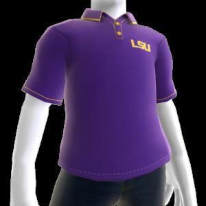 LSU Polo Shirt