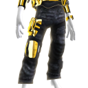 Battleground Pants - Gold