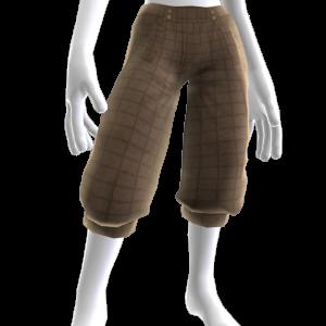 Tweed Jodphur Pants