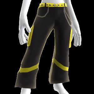 NinjaBee Black Pants