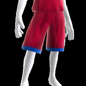 76ers Alternate Shorts