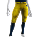 Michigan Game Pants