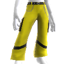 NinjaBee Yellow Pants