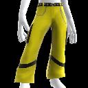 Pantalón amarillo NinjaBee
