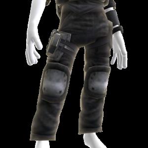 Battleground Pants - Black