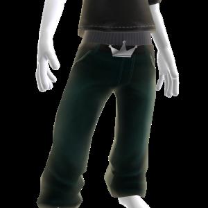 KKZ Green Denim Jeans