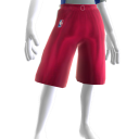 76ers 2016 Alternate Shorts