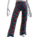 Pantalon de pyjama Iron Patriot