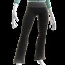 Dark Gray Yoga Pants