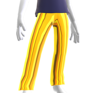 Epic Gold Chrome Pants