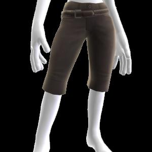 皮褲和皮帶
