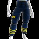 Michigan Hockey Pants