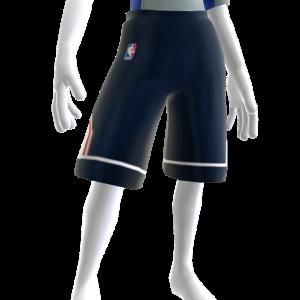 Wizards Alternate Shorts