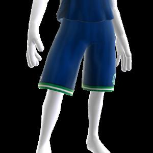 1992-2001 Mavericks Away Shorts