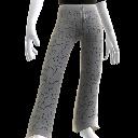 Calças desportivas do Mickey