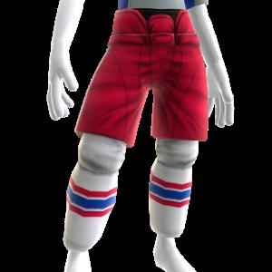Washington Capitals Alternate Pants