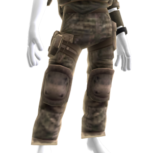 Battleground Pants - Desert