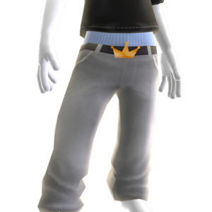 KKZ Grey Denim Jeans