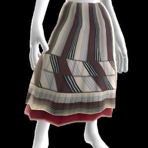 裙子和襯裙