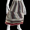 Falda y enaguas